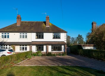 Thumbnail 3 bed cottage for sale in The Green, Milford, Stafford