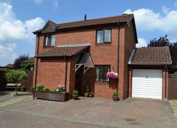 Thumbnail 3 bed detached house for sale in The Hayride, East Hunsbury, Northampton