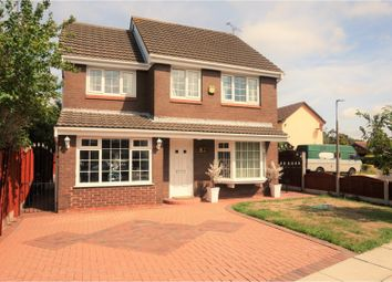 Thumbnail 4 bed detached house for sale in Trent Close, Liverpool