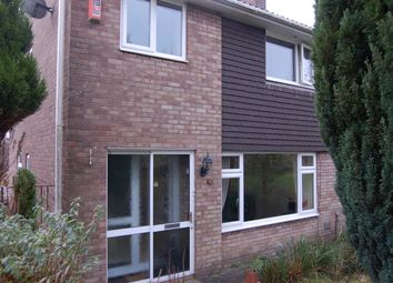 Thumbnail 4 bedroom semi-detached house to rent in Queenwood, Cardiff
