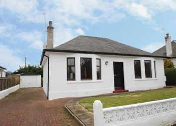 Thumbnail 4 bed bungalow for sale in Cheviot Road, Paisley, Renfrewshire