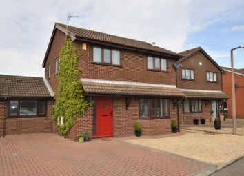 Thumbnail 4 bed detached house for sale in Riverside Crescent, Croston, Leyland