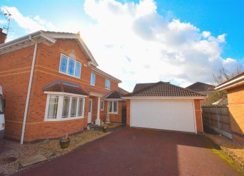 Thumbnail 4 bed detached house for sale in Ferndene Drive, Long Eaton, Nottingham