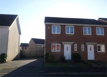 Thumbnail 3 bed semi-detached house for sale in Abbottsmoor, Port Talbot, West Glamorgan.