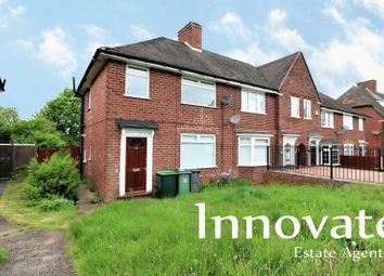 Thumbnail 3 bed semi-detached house to rent in Brennand Road, Oldbury