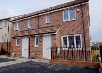 "Thumbnail 3 bed end terrace house for sale in ""The Hanbury"" at Luscombe Road, Paignton"