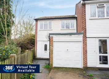 Thumbnail 3 bed end terrace house for sale in Frays Close, West Drayton