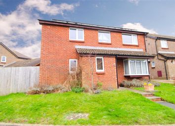 Thumbnail 4 bed detached house for sale in Burwash Close, Hastings, East Sussex
