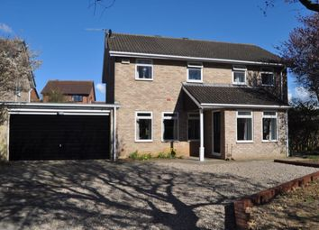 Thumbnail 4 bed detached house for sale in Heron Gate, Guisborough