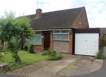 Thumbnail 3 bed bungalow for sale in Treyford Close, Nottingham