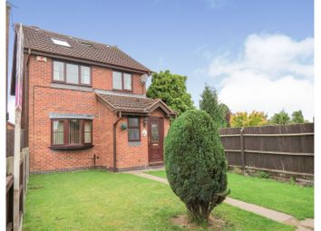 Thumbnail 5 bed detached house for sale in Baseley Way, Coventry