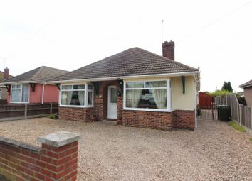 Thumbnail 3 bed detached bungalow for sale in Claydon Grove, Gorleston