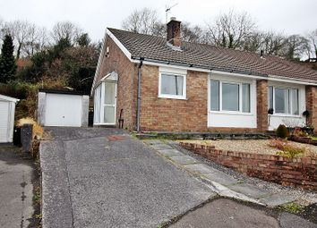 Thumbnail 2 bed semi-detached bungalow for sale in Tyn Y Wern, Tonyrefail, Porth, Rhondda, Cynon, Taff.