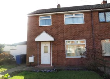 Thumbnail 2 bed semi-detached house to rent in Springfield Avenue, Hatfield, Doncaster