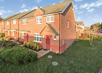 Thumbnail 3 bed end terrace house for sale in Gala Drive, Stourport-On-Severn