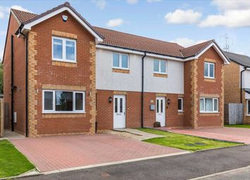 Thumbnail 3 bed semi-detached house for sale in Applegate Drive, Lindsayfield, East Kilbride