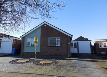Thumbnail 3 bed detached bungalow for sale in Eccles Road, Ipswich