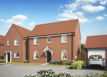 Thumbnail 3 bedroom detached house for sale in Newfield Rise, New Street, Measham