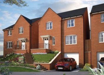 "Thumbnail 4 bedroom detached house for sale in ""The Cary"" at West Hill, Wincanton"