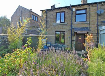 Thumbnail 2 bed cottage for sale in Station Road, Shepley, Huddersfield
