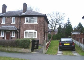 Thumbnail 1 bed flat for sale in Greenpark Road, Northenden, Northenden