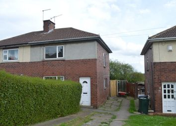 Thumbnail 2 bed semi-detached house for sale in South Street, Rotherham