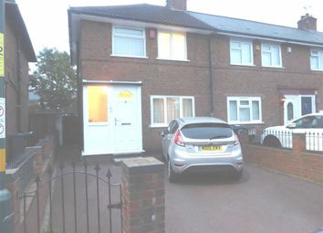 Thumbnail 2 bed end terrace house to rent in Wetherfield Road, Tyseley, Birmingham