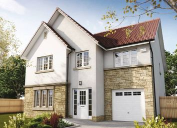 "Thumbnail 4 bed detached house for sale in ""The Crichton"" at Liberton Gardens, Liberton, Edinburgh"