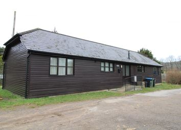 Thumbnail 2 bed semi-detached bungalow to rent in Oxted Road, Godstone, Surrey