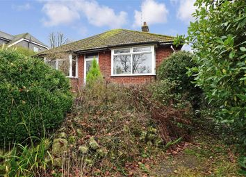 Thumbnail 2 bedroom detached bungalow for sale in Braypool Lane, Patcham, Brighton, East Sussex