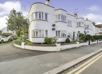 Thumbnail 2 bed flat for sale in Southbourne Grove, Westcliff-On-Sea