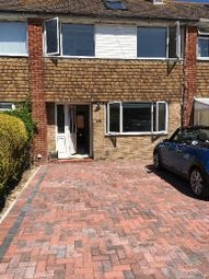 Thumbnail 4 bed terraced house to rent in Chiltern Close, Shoreham-By-Sea