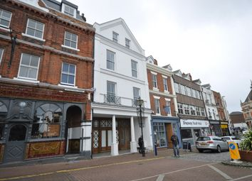 Thumbnail 2 bed flat to rent in Grace Hill, Folkestone