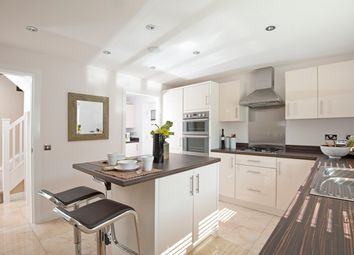 Thumbnail 4 bed detached house for sale in The Wilcott, St Lythans Rd, Cardiff