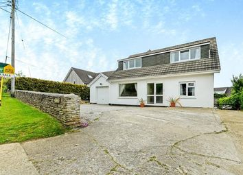 Thumbnail 5 bed detached house for sale in Carnon Downs, Truro, Cornwall
