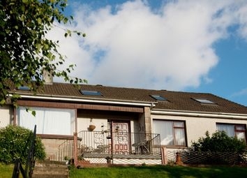 Thumbnail 4 bed detached house for sale in Sutherland Avenue, Fort William, Inverness-Shire