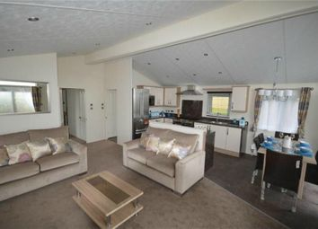 Thumbnail 3 bed mobile/park home for sale in 38 Sherwood, South Lakeland Leisure Village, Borwick, Nr Carnforth