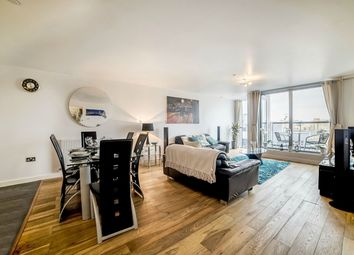 Thumbnail 3 bed flat for sale in Cavatina Point, 3 Dancers Way, London