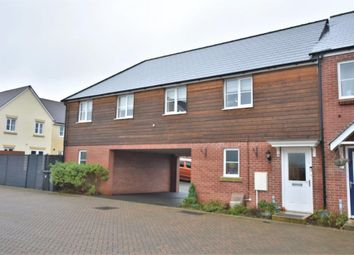 Thumbnail 2 bed end terrace house for sale in Silverton Rise, Feniton, Honiton