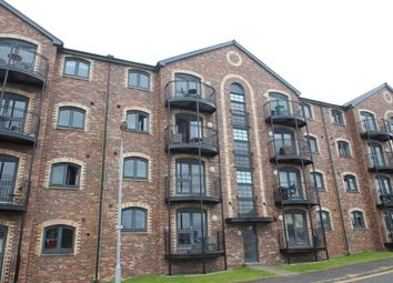 Thumbnail 2 bedroom flat for sale in James Watt Way, Greenock, Inverclyde