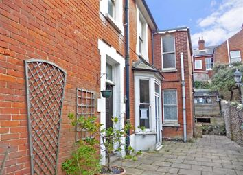 Thumbnail 3 bed semi-detached house for sale in Madeira Road, Ventnor, Isle Of Wight