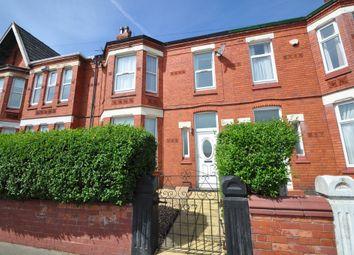 Thumbnail 1 bed flat for sale in Rake Lane, Wallasey