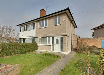 Thumbnail 3 bed semi-detached house for sale in Hurstfield Crescent, Hayes