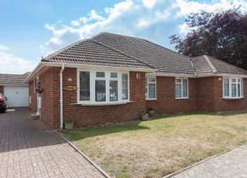 Thumbnail 2 bed semi-detached bungalow for sale in Rose Gardens, Birchington