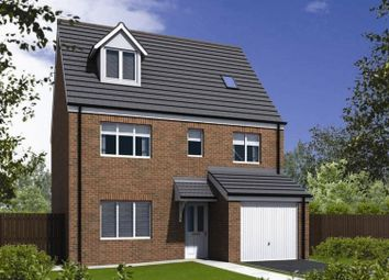 Thumbnail 5 bed detached house for sale in Plot 67 The Barrington, Moss Lane, Sandbach