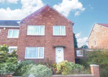 Thumbnail 3 bed semi-detached house for sale in Roslin Park, Bedlington