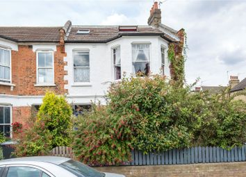 Thumbnail 4 bedroom flat for sale in Crescent Road, Alexandra Park, London