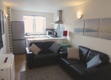 Thumbnail 3 bed flat to rent in Strasburg Road, London