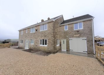 Thumbnail 4 bed farmhouse to rent in Cann, Shaftesbury