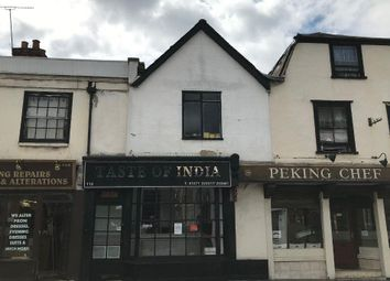 112 High Street, Brentwood, Essex CM14. Commercial property